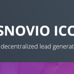 Snovio is launching a token sale to promote an innovative technology for lead generation and sourcing