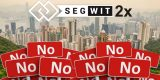 Bobby Lee States His Support Of SegWit2x Hard Fork Was Wrong