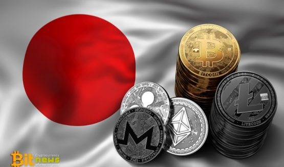 ICO in japan