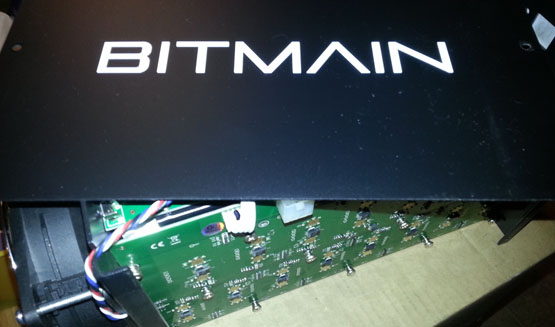 Bitmain-maining