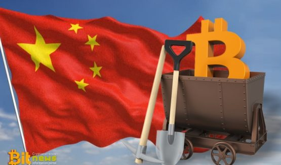 mining in china
