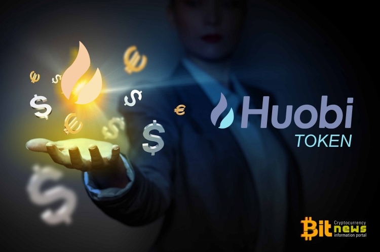 huobi operates in Korea