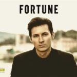 Pavel Durov Is In The Fortune Rating 40 Under 40