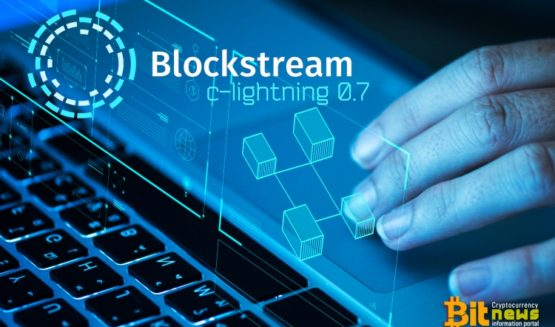 blockstream c-lightning