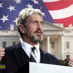 Media Representatives Will Become The First Owners Of John McAfee's Debit Cards